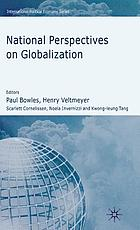 National perspectives on globalization