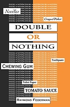 Double or nothing : a real fictitious discourse