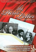 The Paris letter