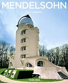 Erich Mendelsohn, 1887-1953 : the analytical visionary