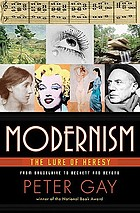 Modernism : the lure of heresy : from Baudelaire to Beckett and beyond