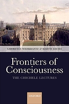 Frontiers of consciousness; the meeting ground between inner and outer reality