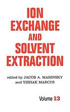 Ion exchange and solvent extraction