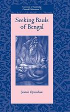 Seeking Bāuls of Bengal