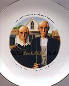Look alikes : the decal plates of Howard Kottler