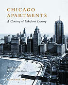 Chicago apartments : a century of lakefront luxury