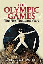 The Olympic games : the first thousand years