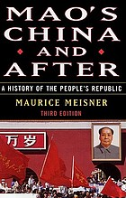 Mao's China and after : a history of the People's Republic