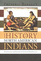 Frederic Baraga's Short history of the North American Indians