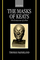 The masks of Keats : the endeavour of a poet
