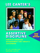 Assertive discipline : competency based guidelines and resource materials