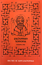 The Life of Saint Pachomius and his disciples