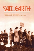 Salt of the earth : screenplay