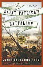 Saint Patrick's Battalion : a novel