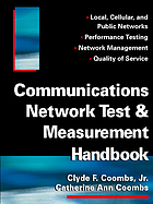 Communications network test and measurement handbook