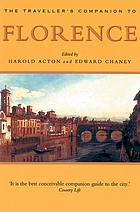 A traveller's companion to Florence