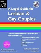 A legal guide for lesbian and gay couples