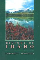 History of Idaho