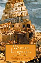 Western languages, AD 100-1500