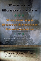 French hospitality : racism and North African immigrants