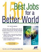 150 best jobs for a better world