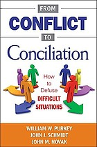 From conflict to conciliation : how to defuse difficult situations