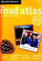 Road atlas: United States, Canada, and Mexico