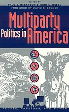 Multiparty politics in America