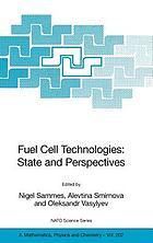 Fuel cell technologies state and perspectives
