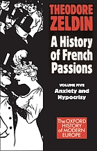 Anxiety and hypocrisy