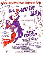 Vocal selections from the music man