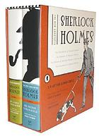 The adventures of Sherlock HolmesThe return of Sherlock Holmes