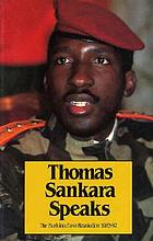 Thomas Sankara speaks : the Burkina Faso revolution, 1983-87