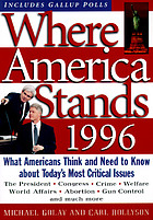 Where America stands 1996