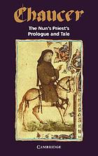 The nun's priest's prologue and tale : from the Canterbury tales
