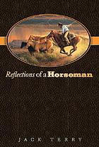 Reflections of a horseman
