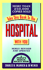 Take this book to the hospital with you