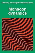 Monsoon dynamics