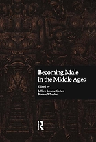 Becoming male in the Middle Ages