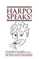 Harpo speaks