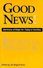 Good News! : sermons of hope for today's families