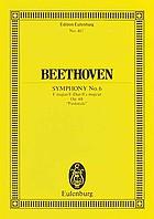 Symphony, no. 6, F major, op. 68 : (Pastorale)