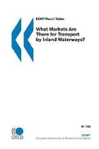 Report of the hundred and eighth Round Table on Transport Economics held in Paris on 13th-14th November 1997 on the following topic : what markets are there for transport by inland waterways?