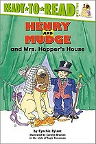 Henry and Mudge and the sneaky crackers : the sixteenth book of their adventures