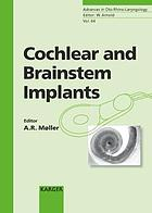 Cochlear and brainstem implants