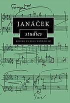 Janáček studies
