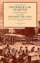 Defending the union : the Civil War and the U.S. Sanitary Commission, 1861-1863