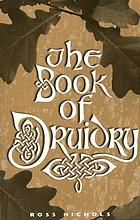 The book of druidryThe book of druidry