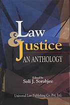 Law & justice : an anthology