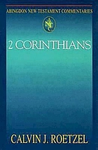 Abingdon New Testament Commentaries : 2 Corinthians
